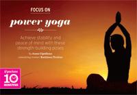 Chatelaine focus on power yoga